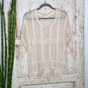 Charming Charlie knit sweater